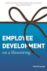 Employee Development on a Shoestring web cover