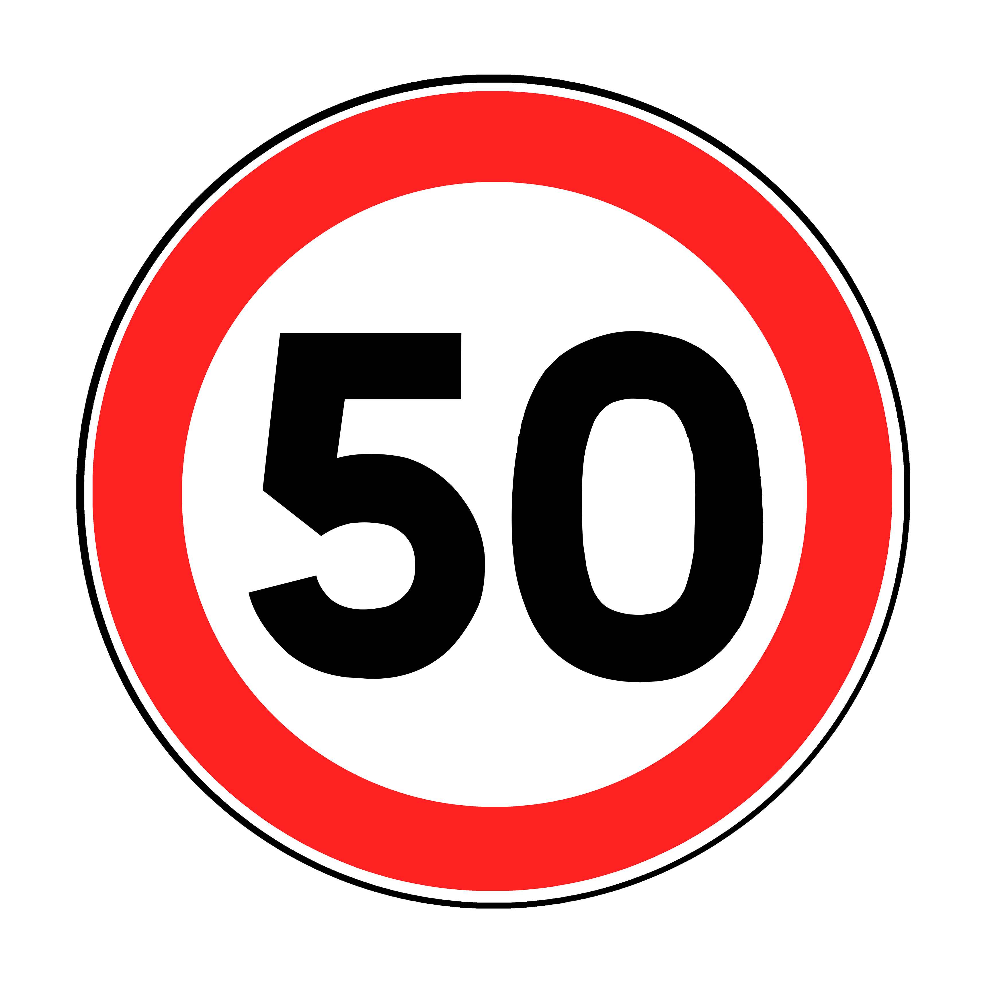 1000 images - Page 4 France_Speed_Limit_50